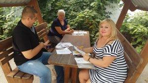 За досвідом в Скадовськ
