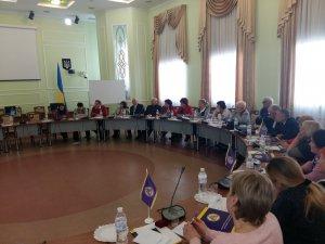 Чергове засідання президії ЦК профспілки