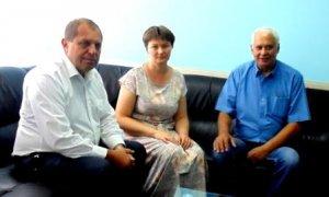 Олег Голімбієвський: «Плани прості: бачити свою територію кращою»