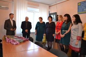 Керівники Добровеличківської районної державної адміністрації привітали соціальних працівників з професійним святом.
